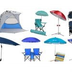 Camping Umbrellas and Sheds